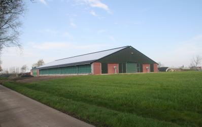 Livestock stables